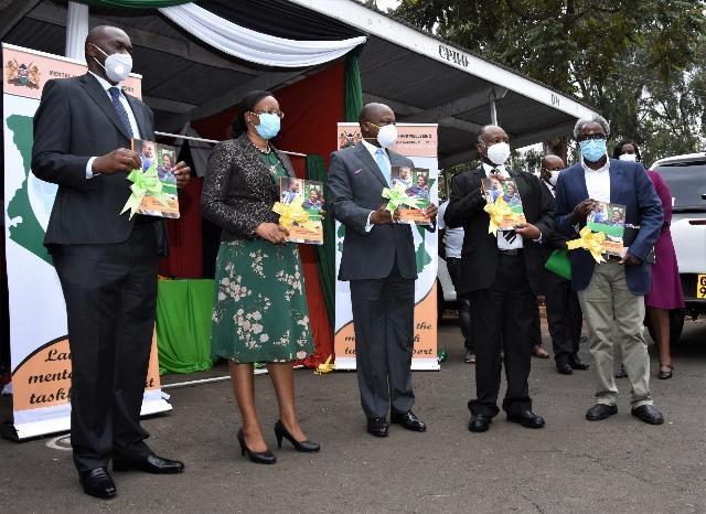 Mental Health Taskforce Report Launch